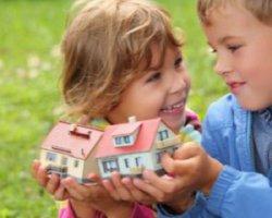 Законное право ребенка на имущество